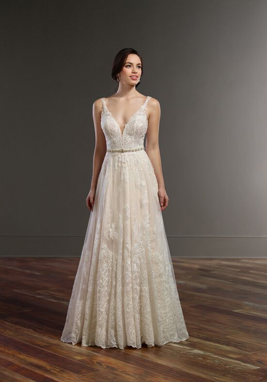 Martina Liana 848 A-Line Wedding Dress