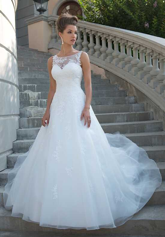 Angel & Tradition AT4660 A-Line Wedding Dress