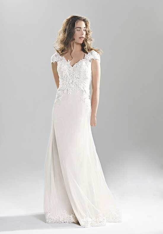 Lillian West 6390 A-Line Wedding Dress