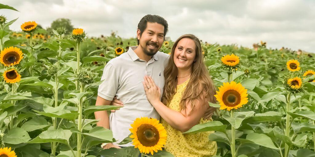 Alyssa Vitry And Marvin Gasapos S Wedding Website