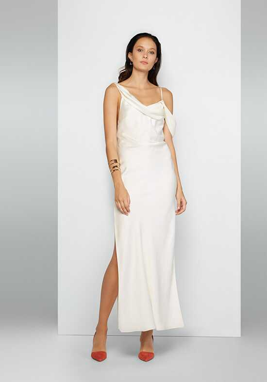 Fame and Partners Bridal Collection Francois Sheath Wedding Dress