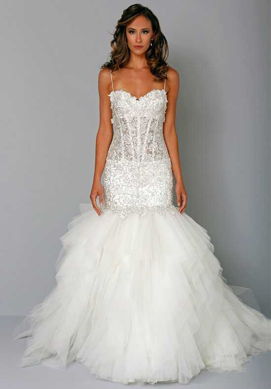Pnina Tornai for Kleinfeld 4242 Mermaid Wedding Dress