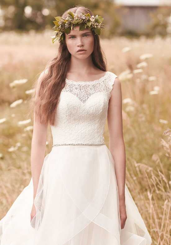 Mikaella 2051 A-Line Wedding Dress