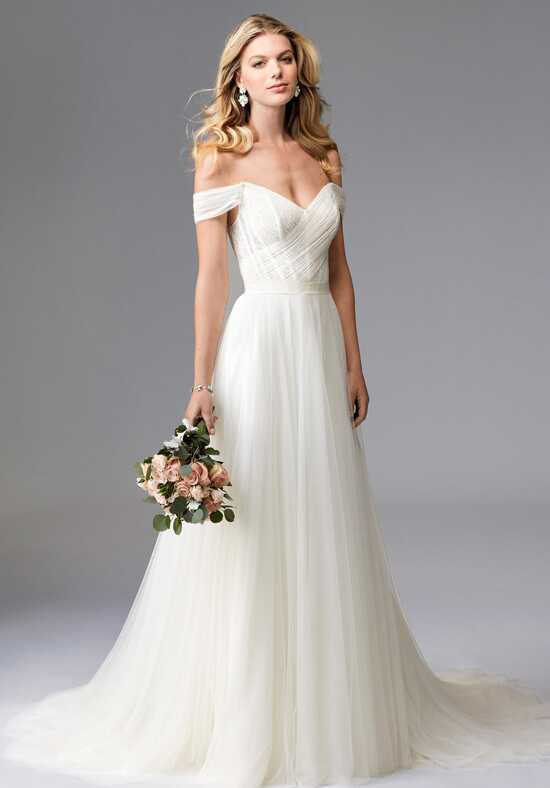 Wtoo Brides Heaton 17757 A-Line Wedding Dress
