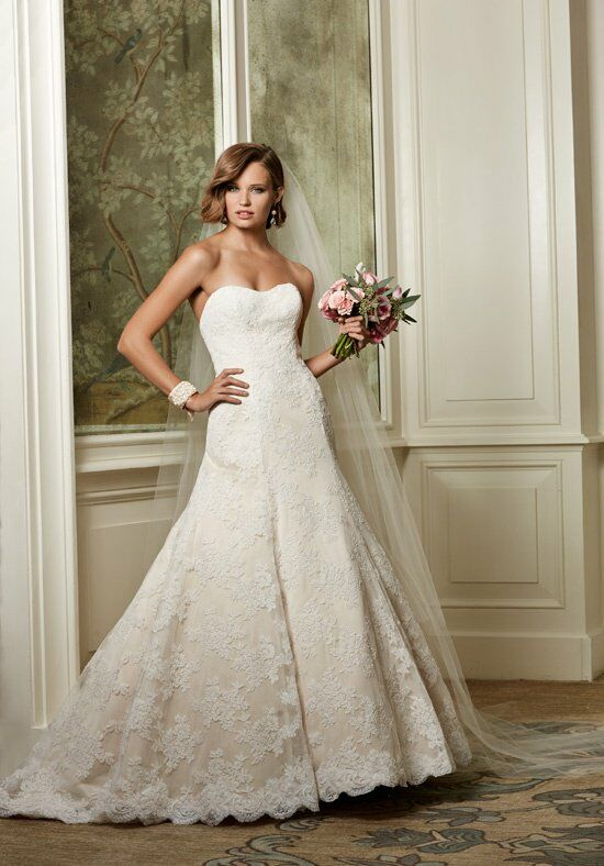 Wtoo Brides PHILOMENA-13115 A-Line Wedding Dress