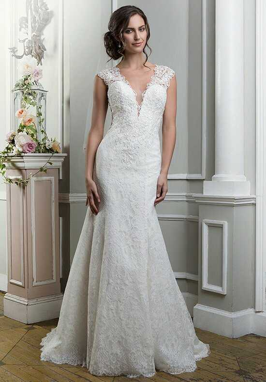 Lillian West 6370 Mermaid Wedding Dress