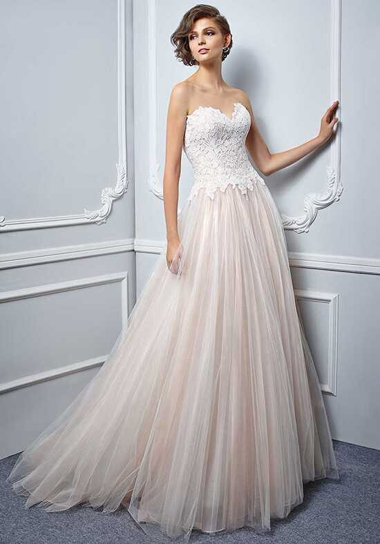 Beautiful BT17-19 A-Line Wedding Dress