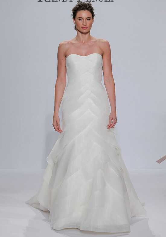 Randy Fenoli 3406 - Celine A-Line Wedding Dress