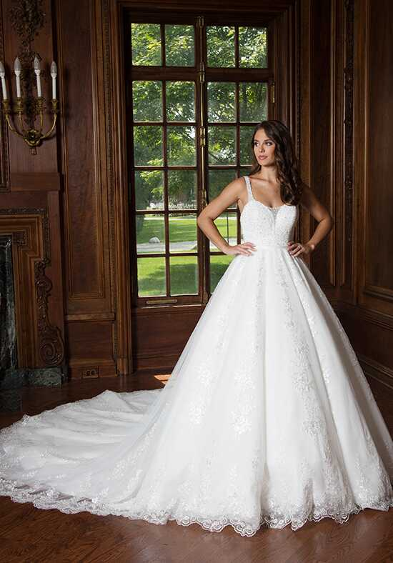 Lo' Adoro M641 Ball Gown Wedding Dress