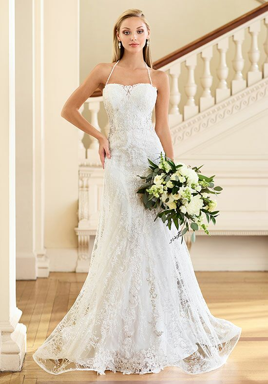 Enchanting by Mon Cheri 218181 Mermaid Wedding Dress