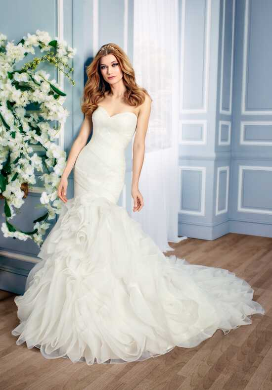 Moonlight Collection J6434 Mermaid Wedding Dress