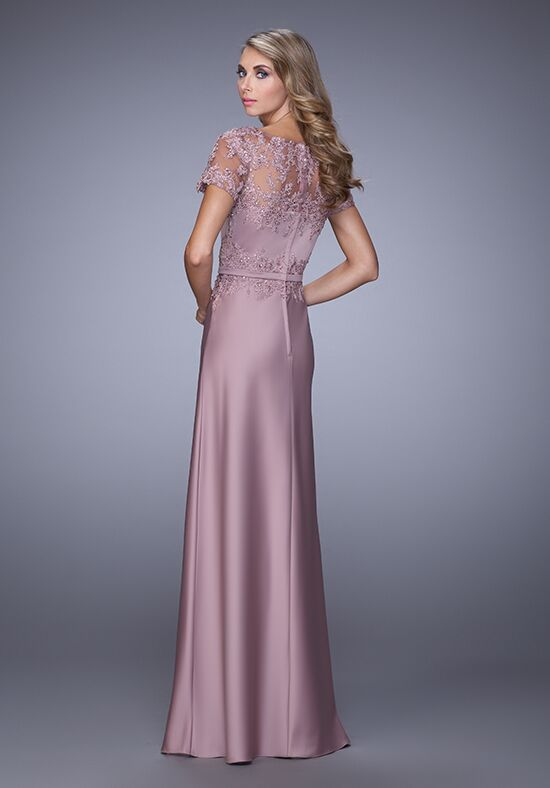 La Femme Evening 21701 Mother Of The Bride Dress