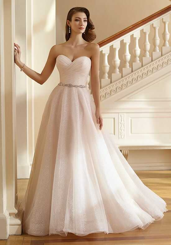 Martin Thornburg a Mon Cheri Collection 217212 Alma A-Line Wedding Dress