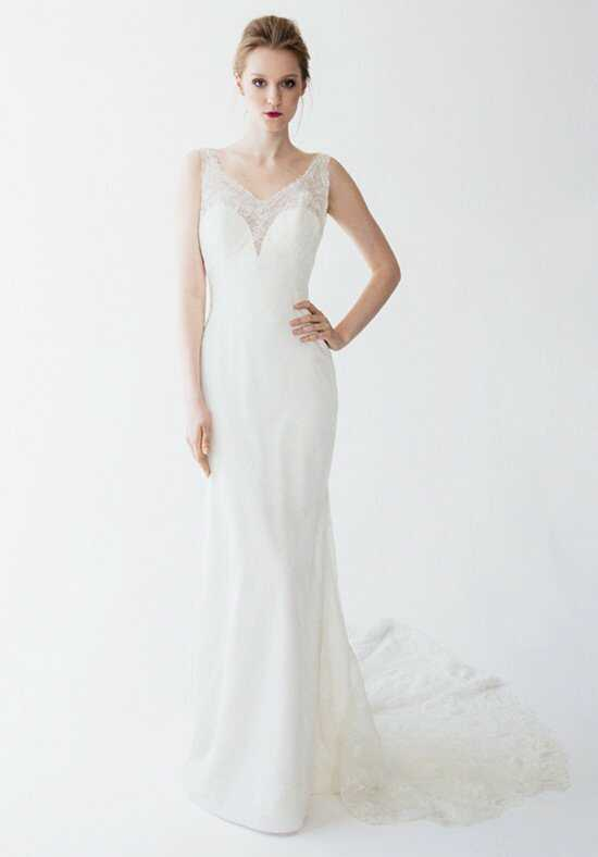 Kelly Faetanini Ashlynne Sheath Wedding Dress