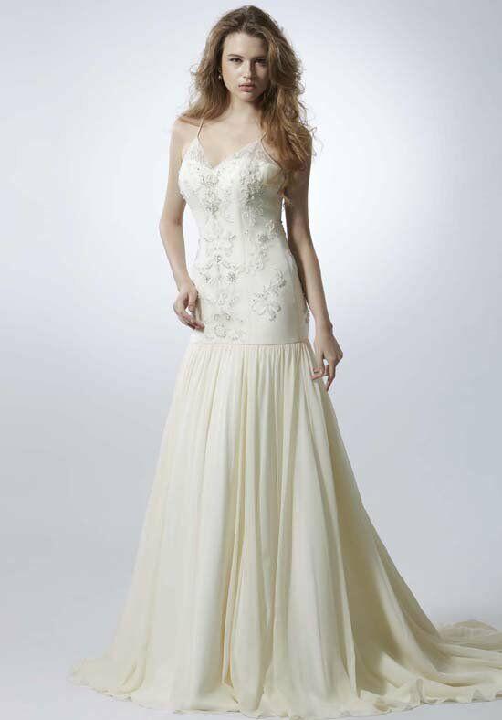 Saison Blanche Couture 4254 A Line Wedding Dress