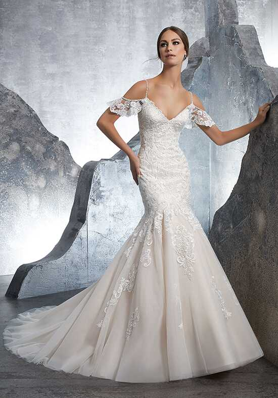 Morilee by Madeline Gardner/Blu Keira/ 5601 Mermaid Wedding Dress