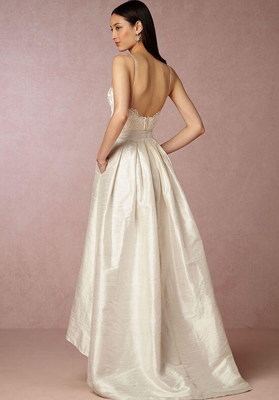 BHLDN Havana Corset Top & Bellamy Skirt Wedding Dress - The Knot