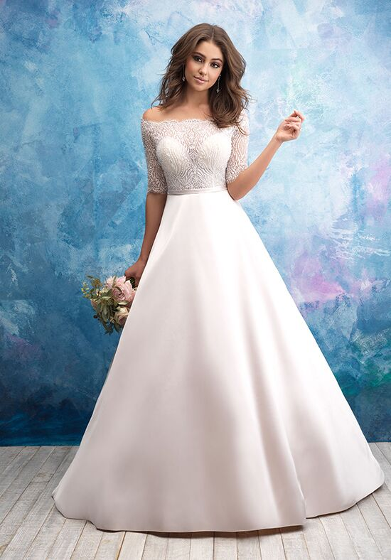 Allure Bridals 9553 Ball Gown Wedding Dress