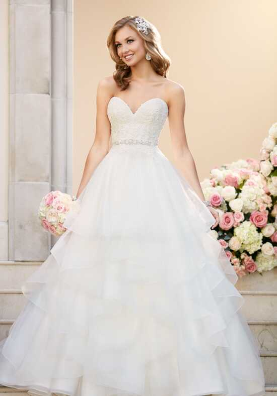 Stella York 6330 Ball Gown Wedding Dress