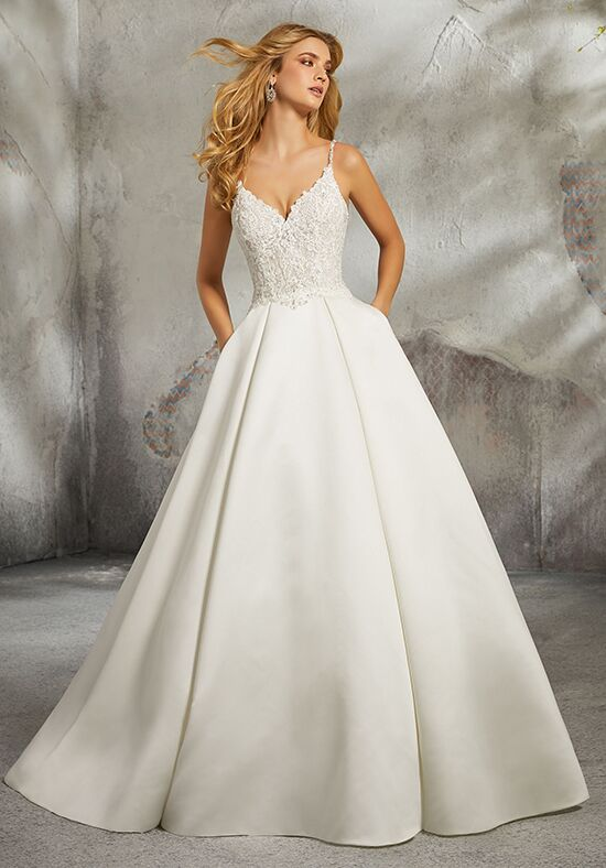 Morilee by Madeline Gardner 8272 / Luella Ball Gown Wedding Dress