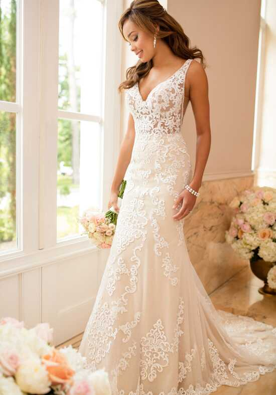 Stella York 6643 Wedding Dress