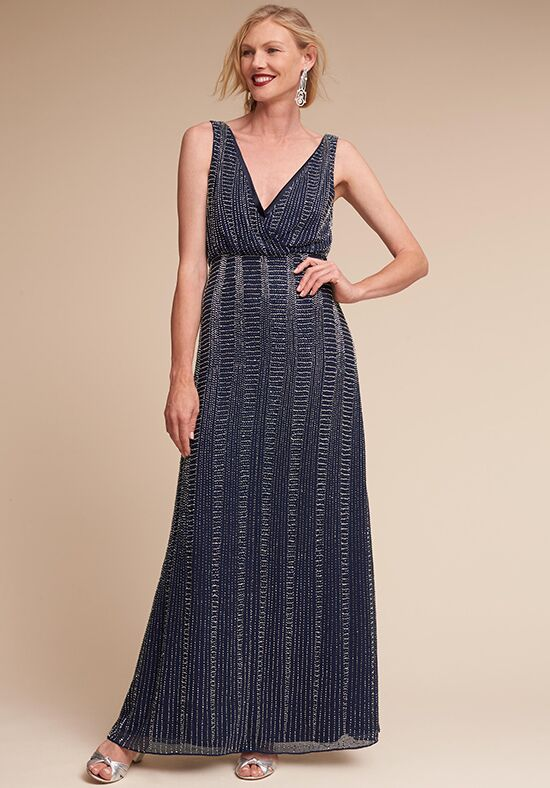 BHLDN (Mother of the Bride) Muse Blue Mother Of The Bride Dress