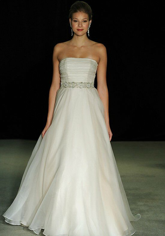 Anne Barge Paquita A-Line Wedding Dress