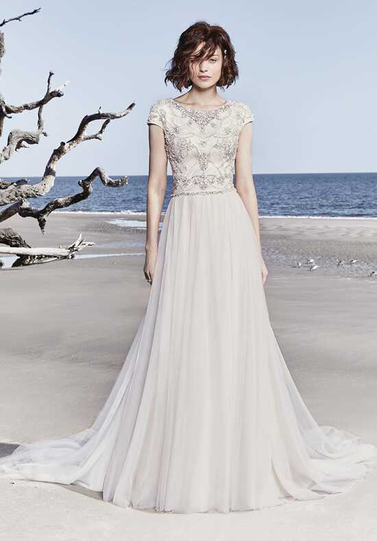 Sottero and Midgley Ezra Rose A-Line Wedding Dress