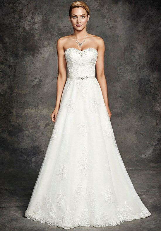 Ella rosa be268 wedding dress the knot for How do you preserve a wedding dress