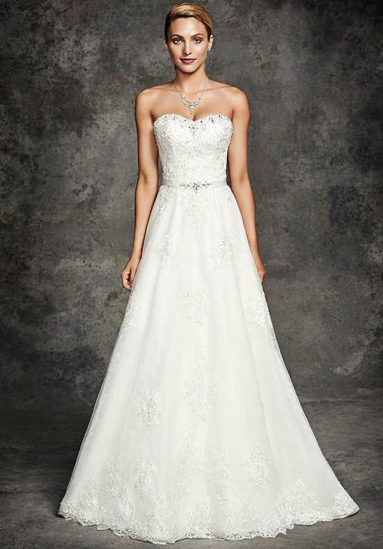 Ella Rosa BE268 A-Line Wedding Dress