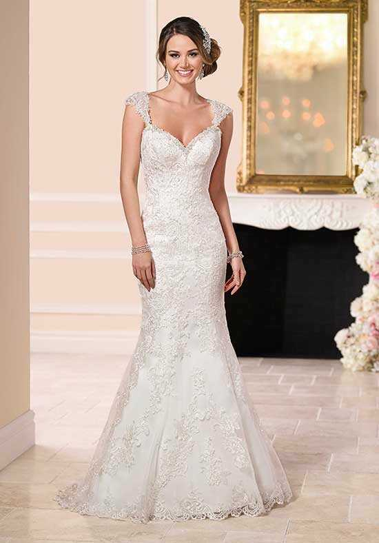 Stella York 6105 Mermaid Wedding Dress