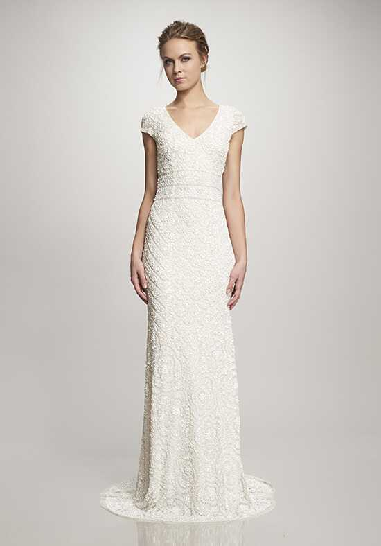 THEIA Lilia A-Line Wedding Dress