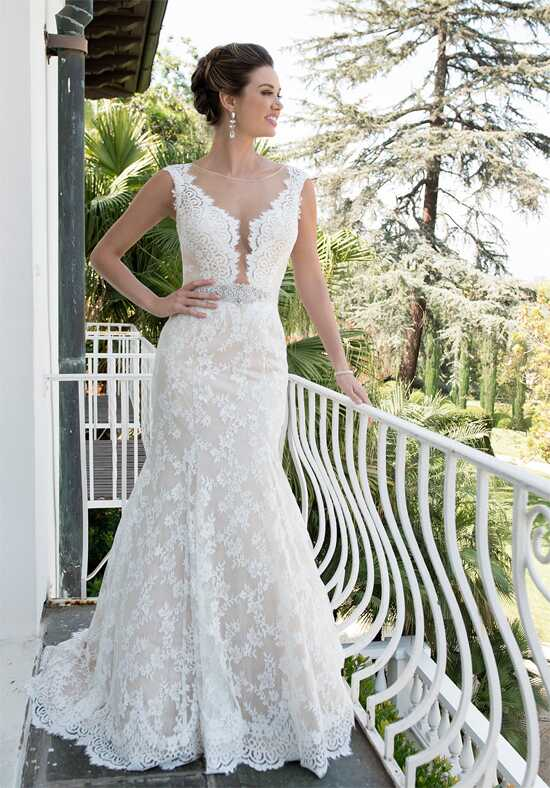 Venus Bridal VE8251 Mermaid Wedding Dress