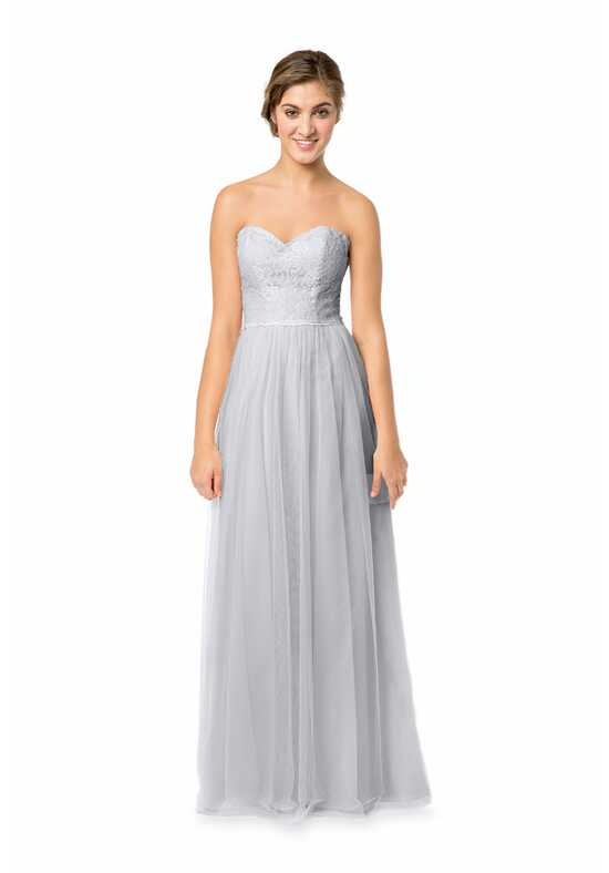 Bari Jay Bridesmaids 1581 Strapless Bridesmaid Dress