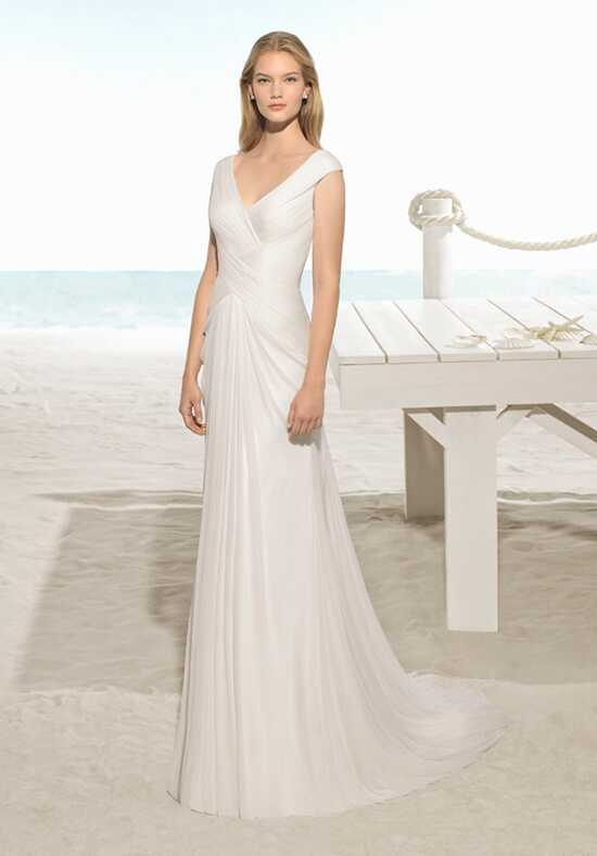 Aire Beach Wedding UCEDA A-Line Wedding Dress