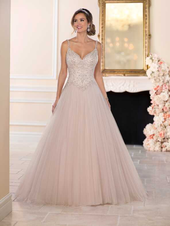 Stella York 6558 Ball Gown Wedding Dress