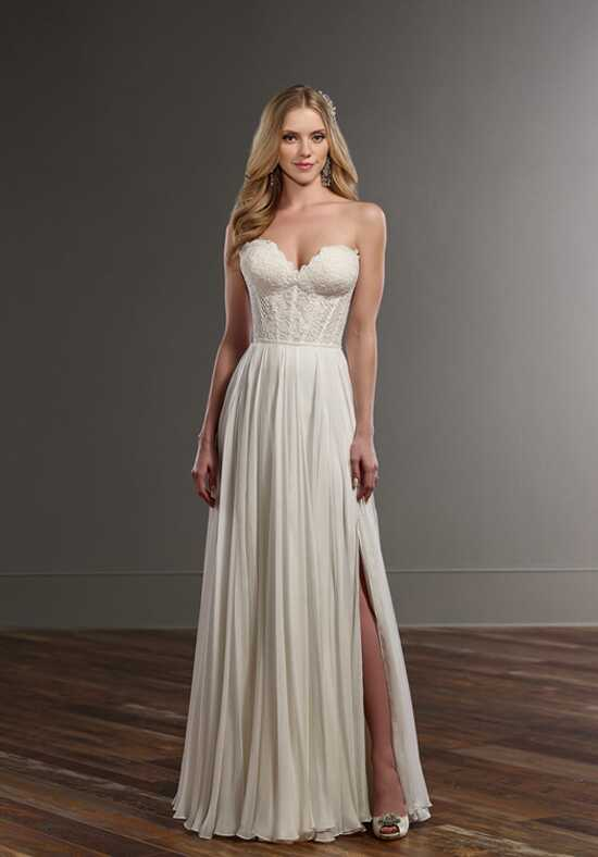 Martina Liana Carmen+Shae Sheath Wedding Dress