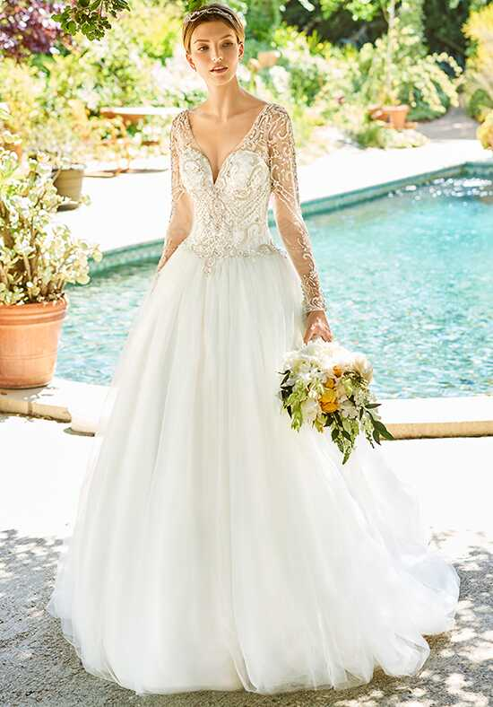 Val Stefani Tilda Ball Gown Wedding Dress
