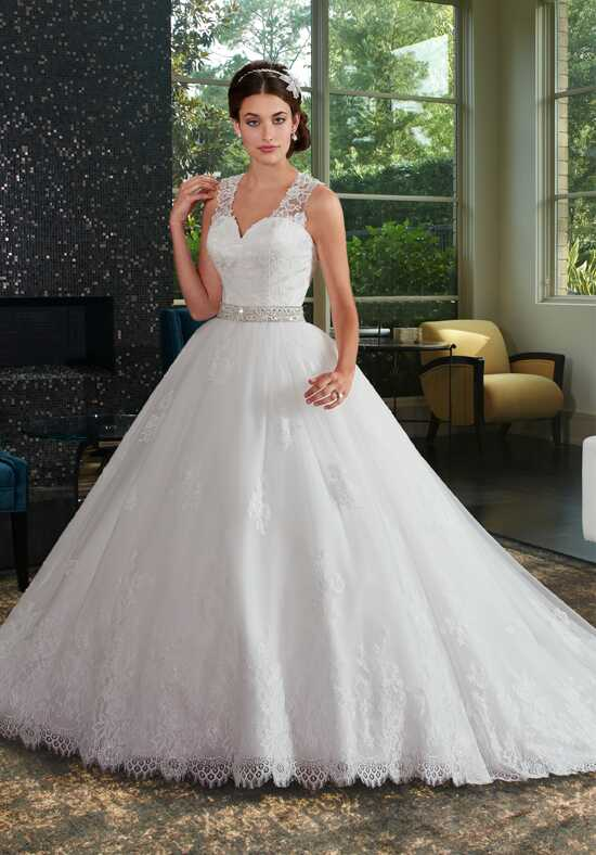 1 Wedding by Mary's Bridal 6409 Ball Gown Wedding Dress