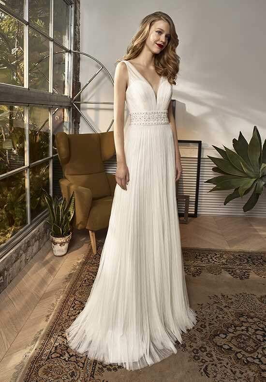 Beautiful BT18-18 Sheath Wedding Dress