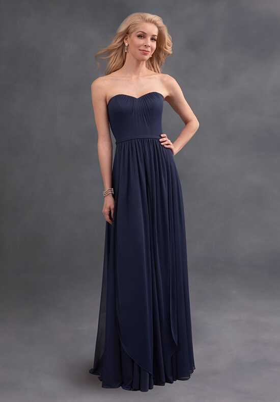 Alfred Angelo Signature Bridesmaids Collection 7395L Strapless Bridesmaid Dress