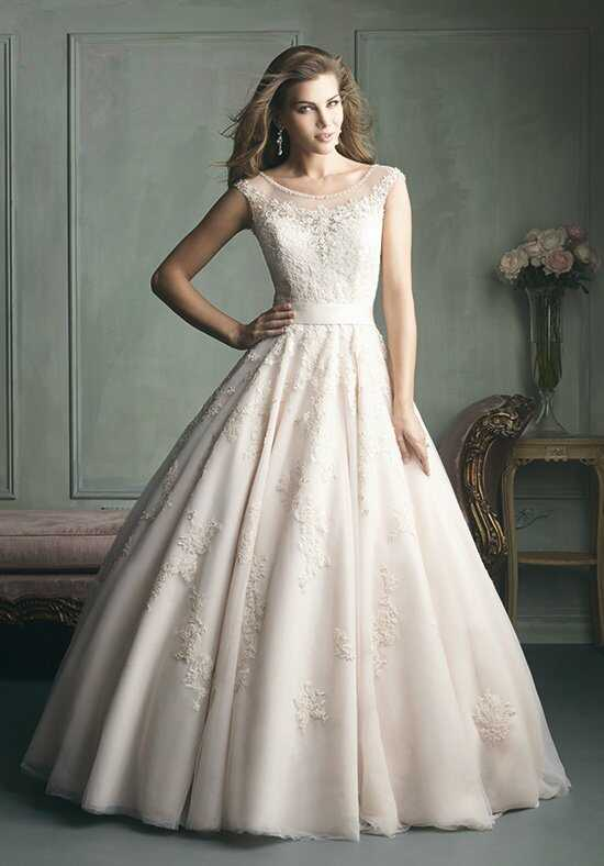 Allure Bridals 9114 Ball Gown Wedding Dress