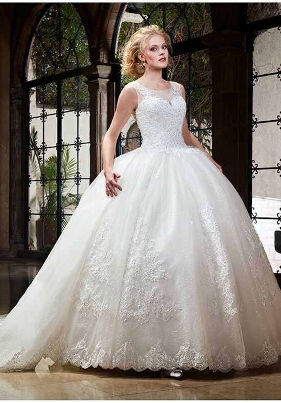 Mary's Bridal 6364 Ball Gown Wedding Dress