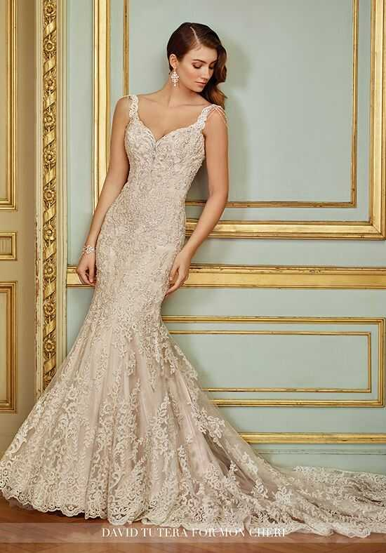 Martin Thornburg a Mon Cheri Collection 117288 Ophira Mermaid Wedding Dress
