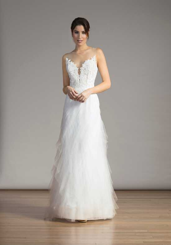 LIANCARLO 6853 Sheath Wedding Dress
