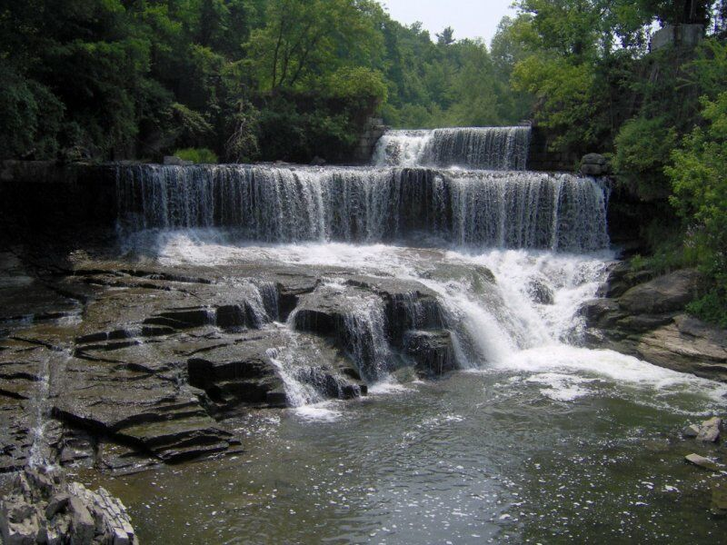 Penn Yan (NY) United States  city pictures gallery : Keuka Lake Outlet Trail, Penn Yan, NY, United States