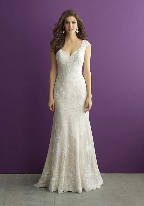 Allure Romance 2968 Sheath Wedding Dress