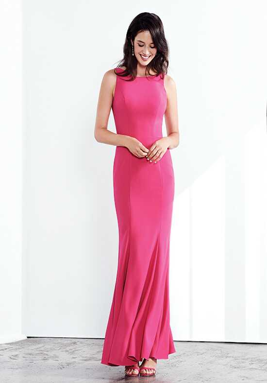 Colour by Kenneth Winston 5269L Halter Bridesmaid Dress