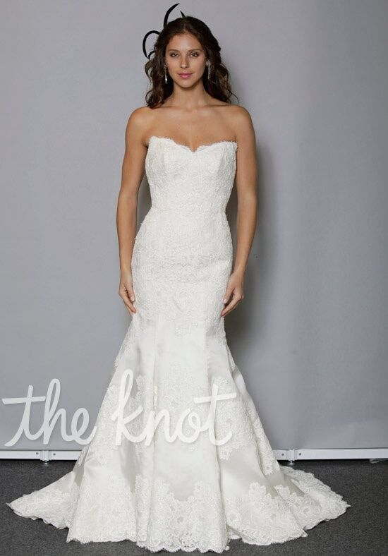 Anne Barge Rosamund Mermaid Wedding Dress
