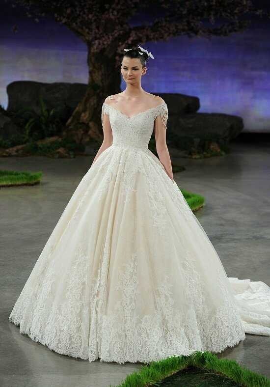 Ines Di Santo Primrose Ball Gown Wedding Dress